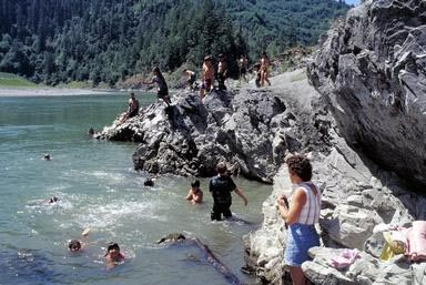 Klamath River, Yurok, Native American, American Indian, Yurok Nation, California
