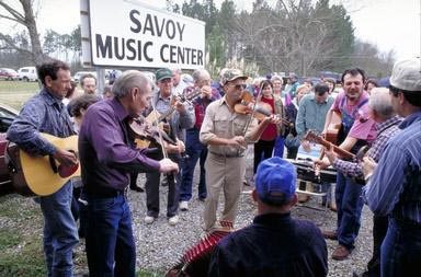 Cajun, fiddle, music, musicians, Louisiana, Eunice, musicians, jam