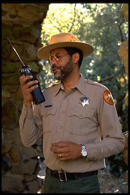 African American, California, Jack London State Park, Park Ranger, professional
