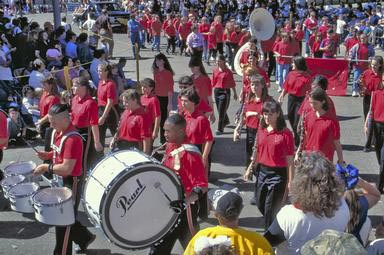 marching band, Louisiana, Crowley, school, school band, high school